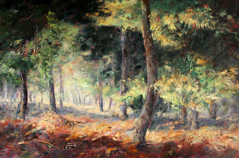 Fiscalité Bois Et Forêts - Bois et For u00eats Myriam de Dinechin Artiste peintre
